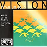 Dr Thomastik VIT100 Vision Titanium Voil 4/4 Set