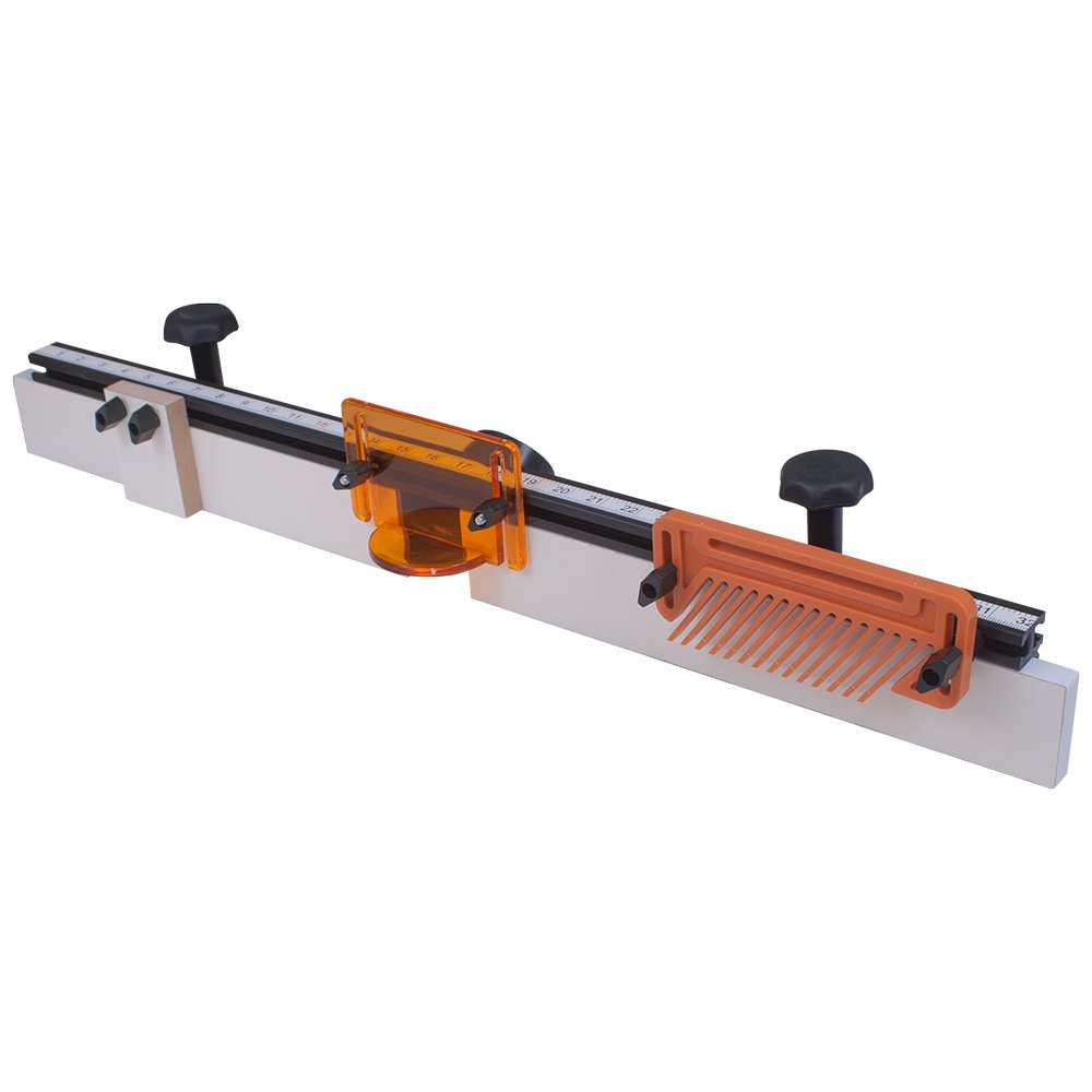 24'' Deluxe Router Table Fence by Peachtree Woodworking PW3318 by Peachtree Woodworking