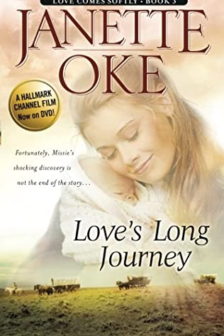 book cover of Love\'s Long Journey