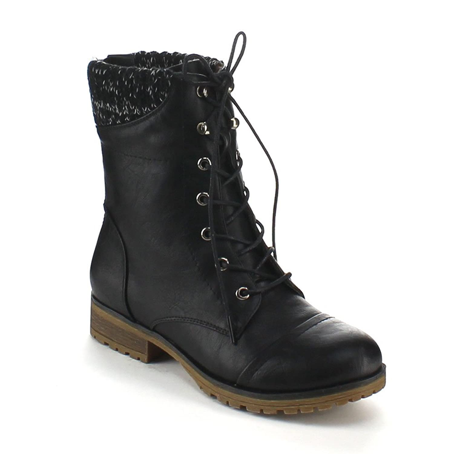 lace up combat boots cheap | Gommap Blog