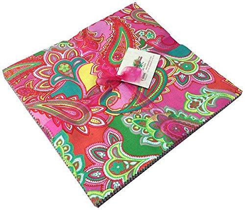 benartex-bahama-breeze-10-inch-precut-squares-cotton-fabric-quilting-assortment-layer-cake-maria-kal