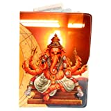 Great Ganesha India God Travel Passport Holder