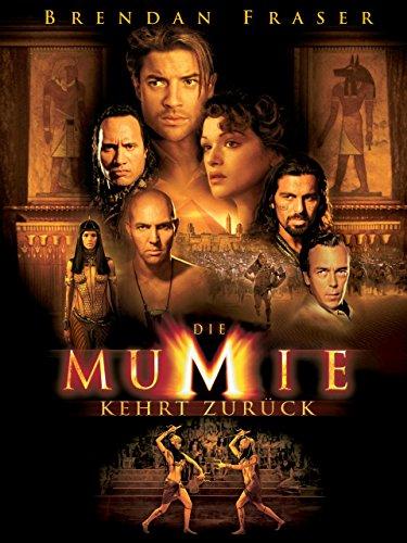 Die Mumie kehrt zurück Film