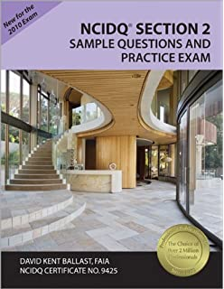 NCIDQ® Section 2 Sample Questions And Practice Exam