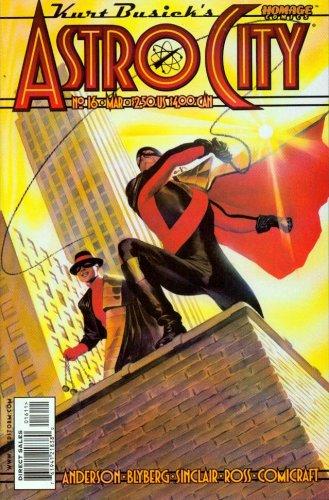 Kurt Busieks Astro City #16 Tarnished Angel