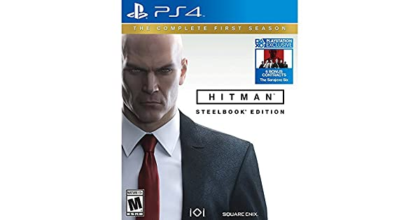 Square Enix HITMAN: The Complete First Season, PS4 PlayStation 4 ...