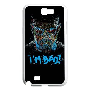 Samsung Galaxy Note 2 N7100 Phone Case Breaking Bad FH78229