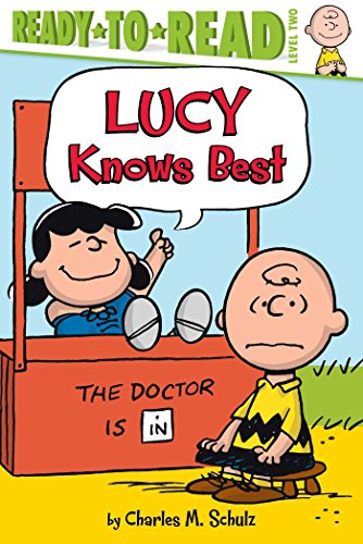 Lucy Knows Best (Peanuts)]()