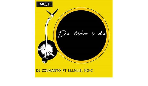 FT MIMIE GRATUIT FT DJ KO-C ZOUMANTO TÉLÉCHARGER