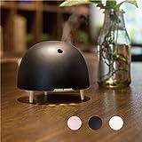 ZEIGGA LAB Cool Mist Humidifier Aroma Diffuser,Bamboo Fiber+Real...
