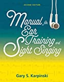 #5: Manual for Ear Training and Sight Singing (Second Edition)