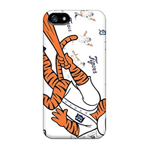 Allcky Design High Quality Detroit Tigers Cover Case With Excellent Style For Iphone 5/5s