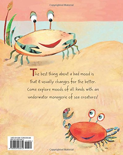 You're a Crab!: A Moody Day Book