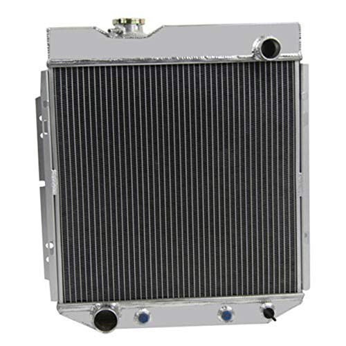 - CoolingCare 3 Row Aluminum Radiator for 1961-66 Ford Models Ranchero, Mustang, Falon