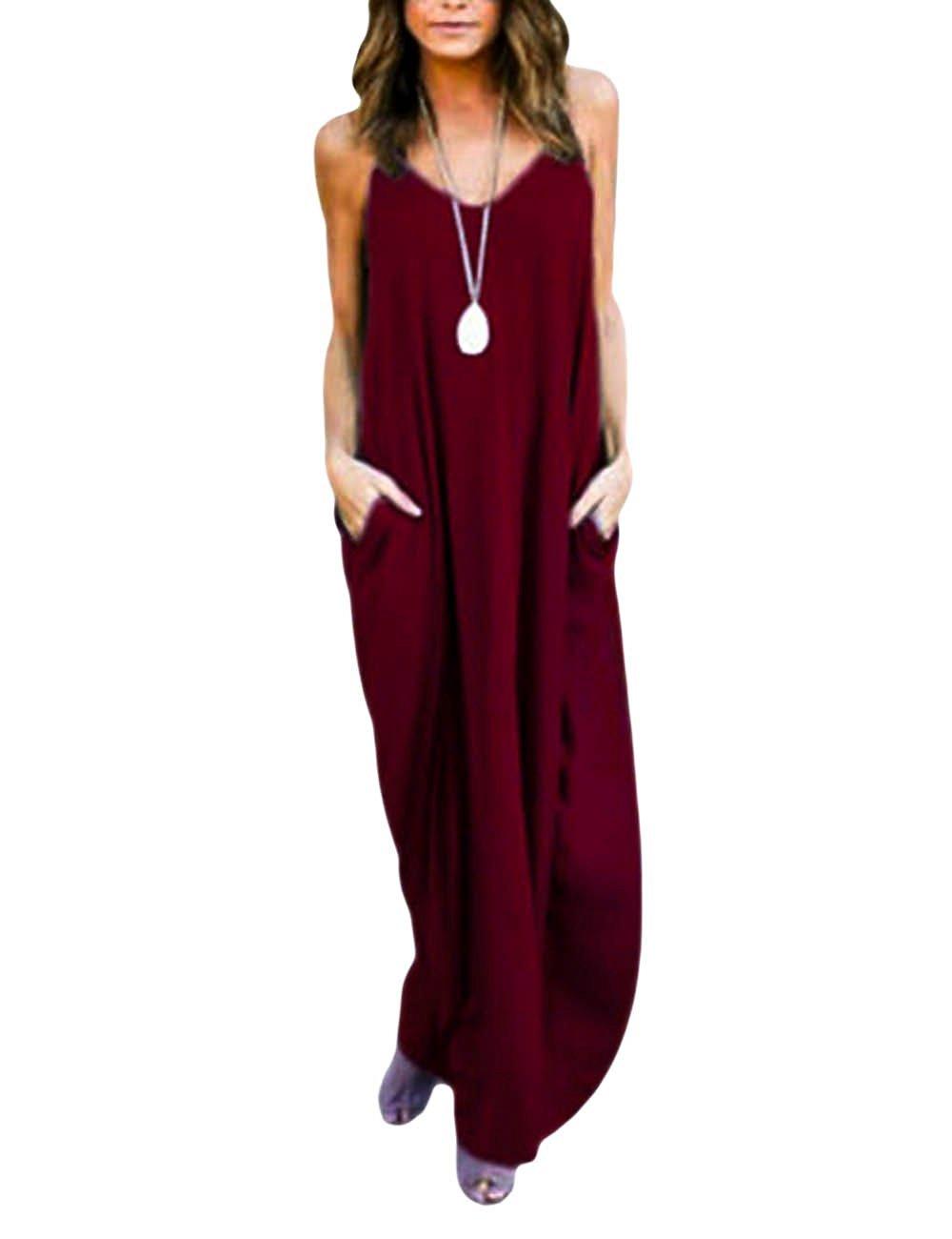 Yidarton Damen Tunika Chiffon Blusen Sommer Oberteile Kleider Casual V-Ausschnitt Dünne Langarm Loose Shirt Longshirt