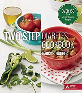 Book Cover: Two-Step Diabetes Cookbook: Over 150 Quick, Simple, Delicious Recipes