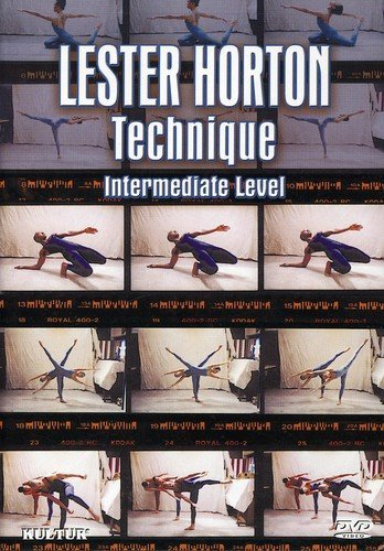 Lester Horton Technique: Intermediate Level Marjorie B. Perces Ana Marie Forsythe Kultur 032031223592