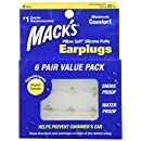 Mack's Pillow Soft Earplugs Value Pack, 48 Count