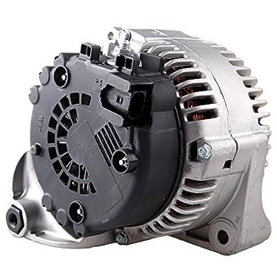 LUJUNTEC Alternator 180 Amp IR/IF AVA0109 Fit for 2007-2009 BMW 550i 2007-2009 BMW 650Ci 2007-2009 BMW 650i 11358 V439566 12-31-7-542-934 12-31-7-542-935: Automotive