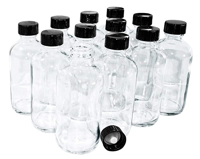 Top 10 Clear Food Grade Glass Bottle