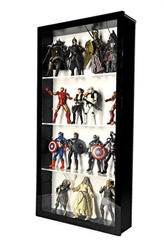 6 action figure display case - 1