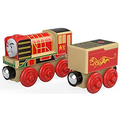 Fisher-Price Thomas & Friends Wood, Yong Bao: Toys & Games