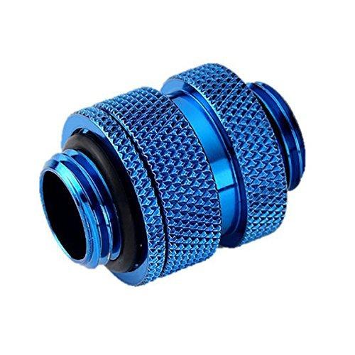 Bits Power Mini Dual G1/4 Inch Adjustable Aqua Link Pipe (16-22 mm) (BP-RBLDG14AALPM) by Bits Power (Image #1)