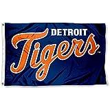 Detroit Tigers Flag 3x5 MLB Banner