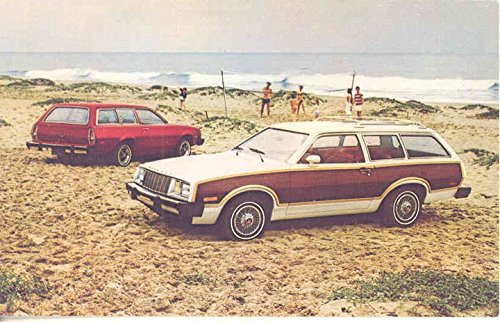 Mercury Bobcat Wagon (1979 Mercury Bobcat Wagon & Villager Wagon ORIGINAL Factory)
