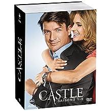 Coffret DVD Castle Saison 1 à 5