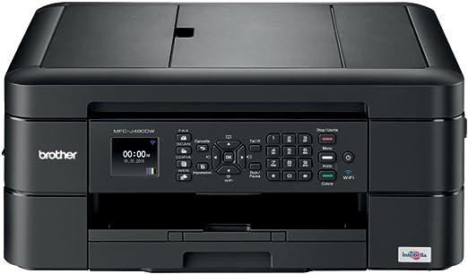 Brother MFC - J480 DW - Impresora Multifunción, Importado Italiano ...