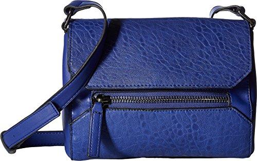 French Connection Women's Bridget Crossbody Monarch Blue Crossbody Bag