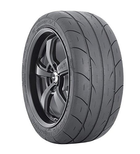 Racing Slick Belted Tire - Mickey Thompson ET Street S/S Racing Radial Tire - P255/60R15