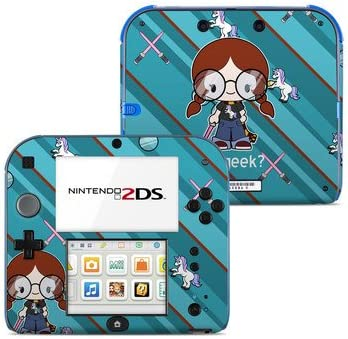 【Decalgirl】ニンテンドー2DS用スキンシール【Got Geek】