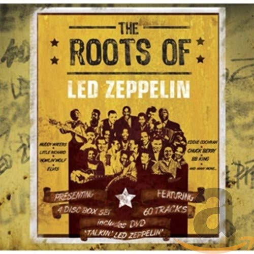 The Roots Of Max 78% Overseas parallel import regular item OFF Zeppelin Led