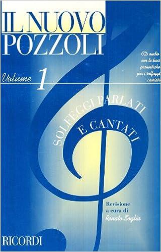 Amazon.com: Il Nuovo Pozzoli: Solfeggi Parlati E Cantati +CD ...