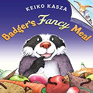Badger's Fancy Meal Audiobook