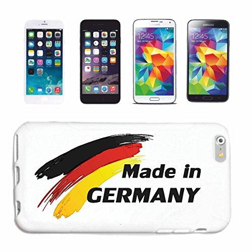 """cas de téléphone iPhone 7+ Plus """"MADE IN GERMANY SOCCER FOOTBALL Allemagne 2018 Coupe du Monde CHAMPION DU MONDE RUSSIE RUSSIE demi-finale QUARTS DE FINALE"""" Hard Case Cover Téléphone Covers Smart Cove"""