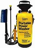 Streetwize SWPW Portable Power Pump Pressure Washer Car Jet Wash