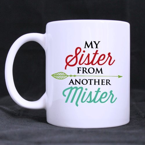 Compare Price To Sister From Another Mister Mug