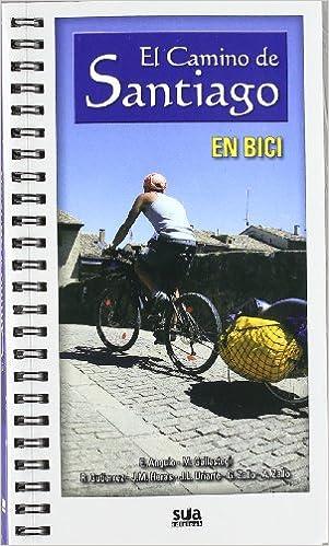 El Camino de Santiago en bici (Cicloturismo): Amazon.es: Angulo ...