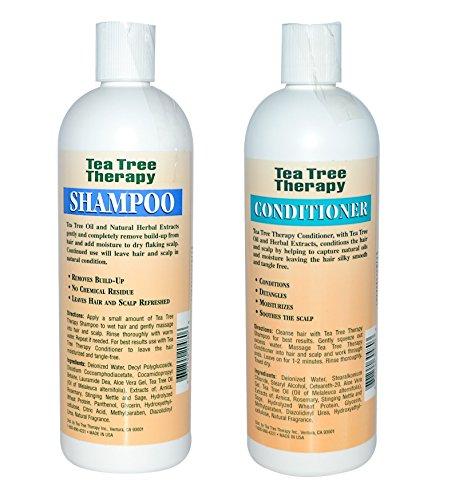 TEA TREE THERAPY INC Tea Tree Therapy Shampoo + Conditioner 16 OZ (Walmart Cheap Ph)