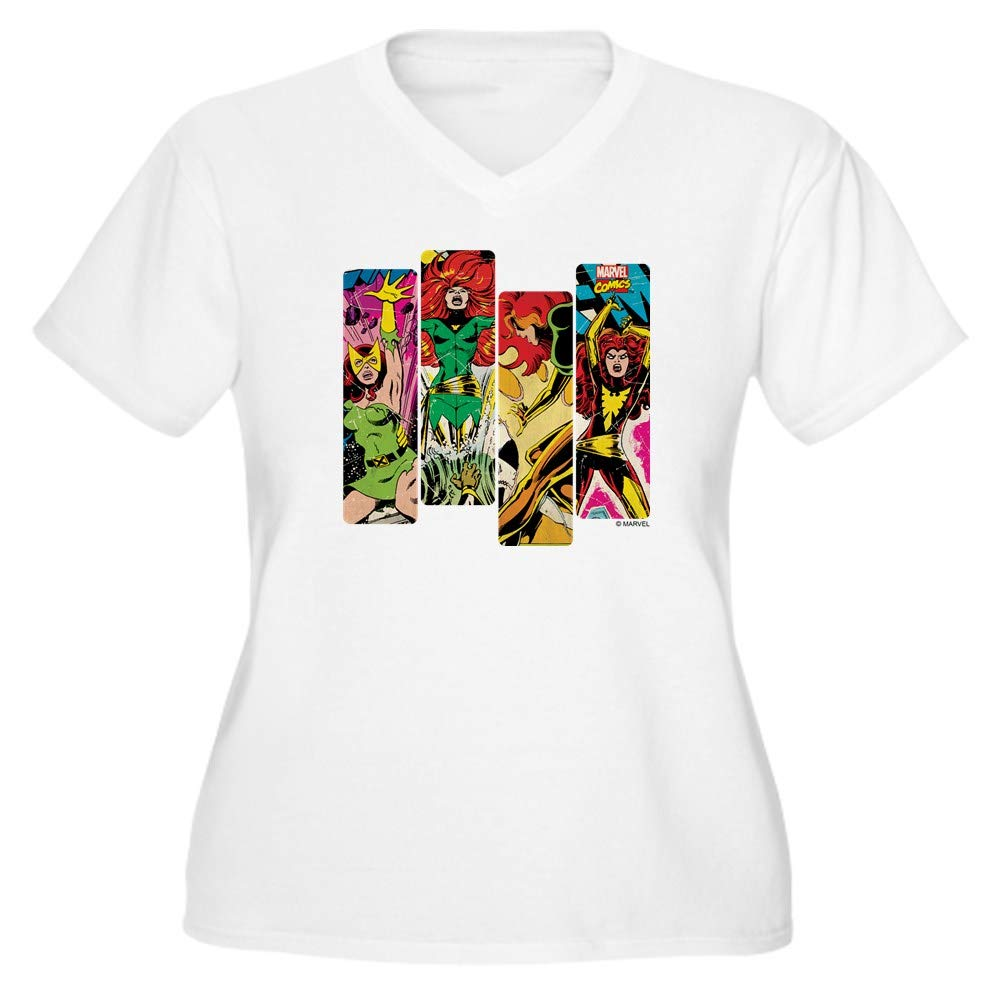 b5967c9f Amazon.com: CafePress Phoenix Women's Plus Size V Neck T Shirt Women's Plus  Size V-Neck T-Shirt White: Clothing