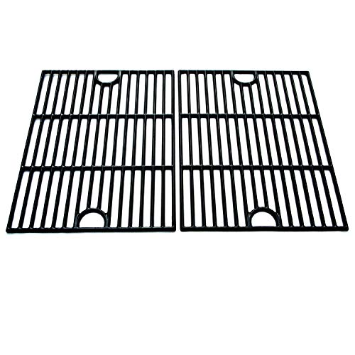 Direct Store Parts DC104 Polished Porcelain Coated Cast Iron Cooking Grid Replacement Kenmore,Uniflame,K-Mart,Nexgrill,Uberhaus Gas Grill