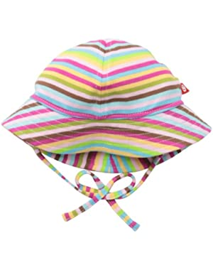 Primary Stripe Sun Hat