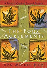 In The Four Agreements, don Miguel Ruiz reveals the source of self-limiting beliefs that rob us of joy and create needless suffering. Based on ancient Toltec wisdom, The Four Agreements offer a powerful code of conduct that can rapidly transf...