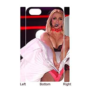 C-EUR Diy hard Case Britney Spears customized 3D case For Iphone 4/4s