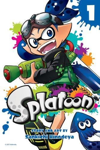 Adventurers Vault - Splatoon, Vol. 1