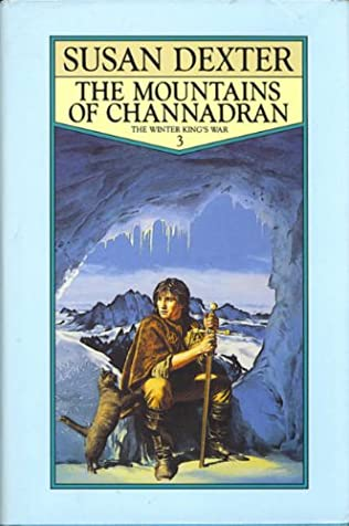 book cover of The Mountains of Channadran