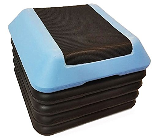 NEXPro High Step Work Out Training Device Set of 4 Risers
